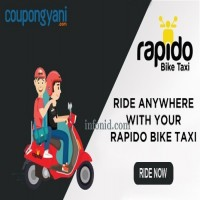 Rapido Coupons And Offers