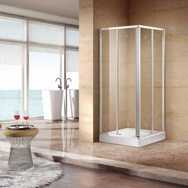 Top Shower Enclosure Shower Doors  DABBL